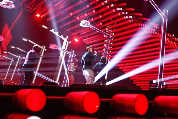 Mynd: eurovison.tv