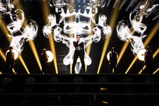 Mynd: eurovison.tv
