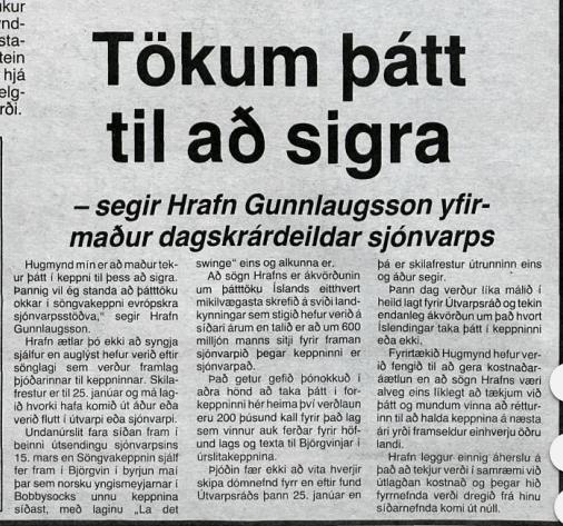 TÍMINN 19.01.1986 - 14.tbl.