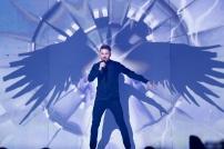 Sergey æfir - mynd: Andres Putting