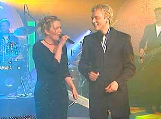 Einar og Telma undankeppni